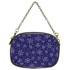 Pattern Circle Multi Color Chain Purses (one Side)  by Nexatart
