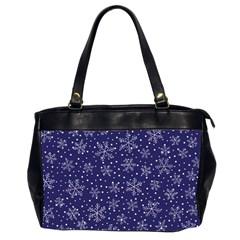 Pattern Circle Multi Color Office Handbags (2 Sides)  by Nexatart