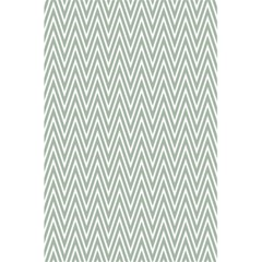 Vintage Pattern Chevron 5 5  X 8 5  Notebooks by Nexatart