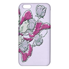 Bouquet Flowers Plant Purple Iphone 6 Plus/6s Plus Tpu Case