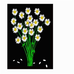 Bouquet Geese Flower Plant Blossom Large Garden Flag (two Sides) by Nexatart