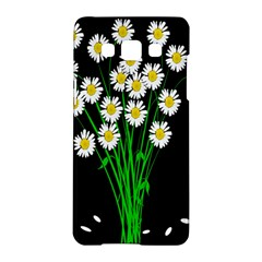 Bouquet Geese Flower Plant Blossom Samsung Galaxy A5 Hardshell Case  by Nexatart