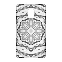 Mandala Pattern Floral Galaxy Note Edge by Nexatart