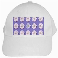 Daisy Flowers Wild Flowers Bloom White Cap by Nexatart