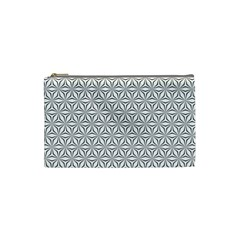 Seamless Pattern Monochrome Repeat Cosmetic Bag (small)  by Nexatart