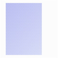Zigzag Chevron Thin Pattern Small Garden Flag (two Sides) by Nexatart
