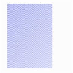 Zigzag Chevron Thin Pattern Large Garden Flag (two Sides) by Nexatart