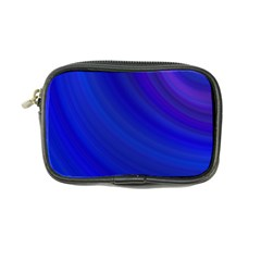 Blue Background Abstract Blue Coin Purse by Nexatart