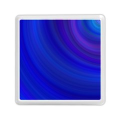 Blue Background Abstract Blue Memory Card Reader (square)