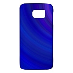 Blue Background Abstract Blue Galaxy S6 by Nexatart