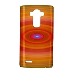 Ellipse Background Orange Oval Lg G4 Hardshell Case by Nexatart