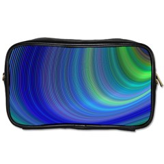 Space Design Abstract Sky Storm Toiletries Bags by Nexatart