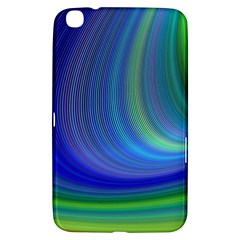 Space Design Abstract Sky Storm Samsung Galaxy Tab 3 (8 ) T3100 Hardshell Case  by Nexatart