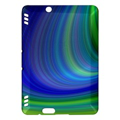 Space Design Abstract Sky Storm Kindle Fire Hdx Hardshell Case by Nexatart