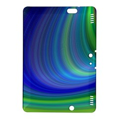 Space Design Abstract Sky Storm Kindle Fire Hdx 8 9  Hardshell Case by Nexatart