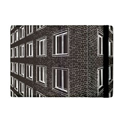 Graphics House Brick Brick Wall Ipad Mini 2 Flip Cases by Nexatart