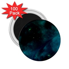 Space All Universe Cosmos Galaxy 2 25  Magnets (100 Pack)  by Nexatart