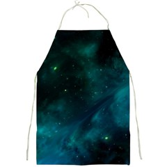Space All Universe Cosmos Galaxy Full Print Aprons by Nexatart