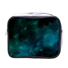 Space All Universe Cosmos Galaxy Mini Toiletries Bags by Nexatart