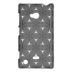 Seamless Weave Ribbon Hexagonal Nokia Lumia 720 by Nexatart