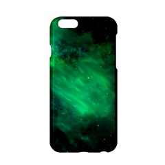Green Space All Universe Cosmos Galaxy Apple Iphone 6/6s Hardshell Case by Nexatart