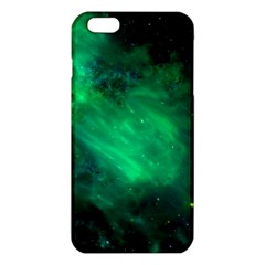 Green Space All Universe Cosmos Galaxy Iphone 6 Plus/6s Plus Tpu Case by Nexatart