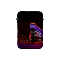 Moscow Night Lights Evening City Apple Ipad Mini Protective Soft Cases by Nexatart