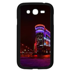 Moscow Night Lights Evening City Samsung Galaxy Grand Duos I9082 Case (black) by Nexatart
