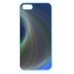 Gloom Background Abstract Dim Apple Seamless Iphone 5 Case (color)