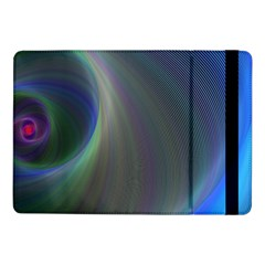 Gloom Background Abstract Dim Samsung Galaxy Tab Pro 10 1  Flip Case by Nexatart