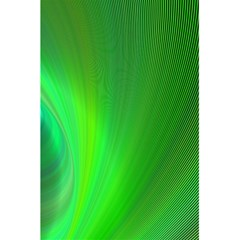 Green Background Abstract Color 5 5  X 8 5  Notebooks by Nexatart