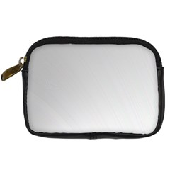 White Background Abstract Light Digital Camera Cases by Nexatart