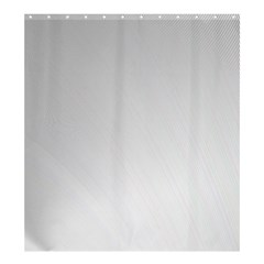 White Background Abstract Light Shower Curtain 66  X 72  (large)  by Nexatart