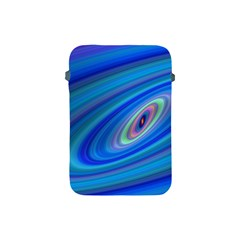 Oval Ellipse Fractal Galaxy Apple Ipad Mini Protective Soft Cases by Nexatart