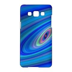 Oval Ellipse Fractal Galaxy Samsung Galaxy A5 Hardshell Case  by Nexatart