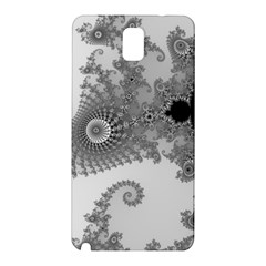 Apple Males Mandelbrot Abstract Samsung Galaxy Note 3 N9005 Hardshell Back Case by Nexatart