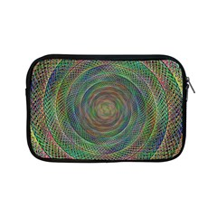 Spiral Spin Background Artwork Apple Ipad Mini Zipper Cases by Nexatart