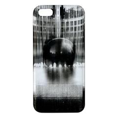 Black And White Hdr Spreebogen Iphone 5s/ Se Premium Hardshell Case by Nexatart