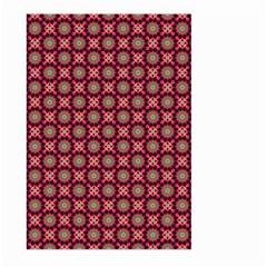 Kaleidoscope Seamless Pattern Large Garden Flag (two Sides) by Nexatart