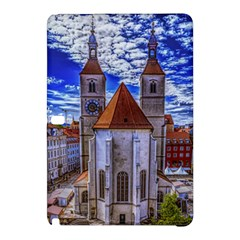 Steeple Church Building Sky Great Samsung Galaxy Tab Pro 10 1 Hardshell Case by Nexatart