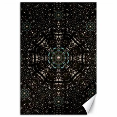 Pearl Stars On A Wonderful Sky Of Star Constellations Canvas 20  X 30   by pepitasart