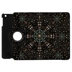 Pearl Stars On A Wonderful Sky Of Star Constellations Apple Ipad Mini Flip 360 Case by pepitasart
