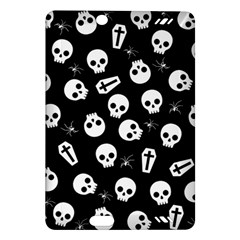 Skull, Spider And Chest    Halloween Pattern Amazon Kindle Fire Hd (2013) Hardshell Case by Valentinaart