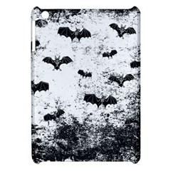 Vintage Halloween Bat Pattern Apple Ipad Mini Hardshell Case by Valentinaart