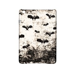 Vintage Halloween Bat Pattern Ipad Mini 2 Hardshell Cases by Valentinaart