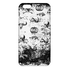 Vintage Halloween Pattern Iphone 6 Plus/6s Plus Tpu Case by Valentinaart