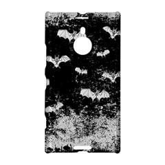 Vintage Halloween Bat Pattern Nokia Lumia 1520 by Valentinaart