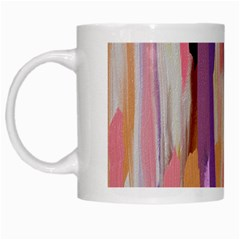 Mellow Confusion Metal White Mugs by NSTP