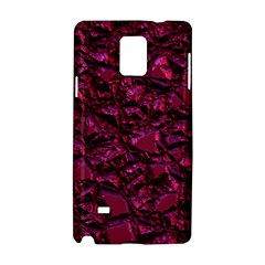 Jagged Stone 2a Samsung Galaxy Note 4 Hardshell Case by MoreColorsinLife