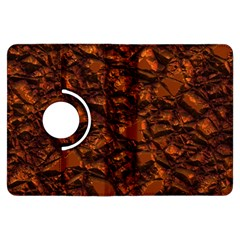 Jagged Stone 2b Kindle Fire Hdx Flip 360 Case by MoreColorsinLife